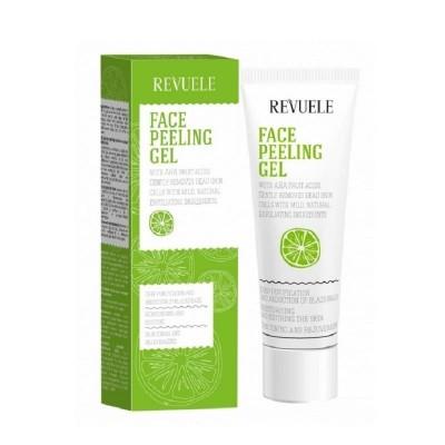 Revuele Face Peeling Gel Fruit AHA Acids 80 ml