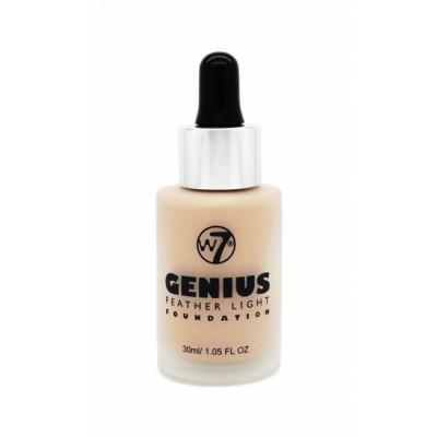 W7 Genius Foundation Buff 30 ml