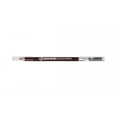 W7 Super Brows Pencil Dark Brown 1 kpl
