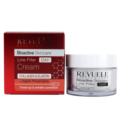 Revuele Bioactive Skin Care Collagen & Elastin Day Cream 50 ml