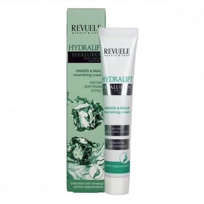 Revuele Hydralift Hands & Nails Nourishing Cream 50 ml