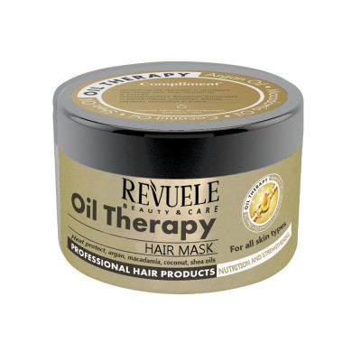 Revuele Oil Therapy Hair Mask 500 ml