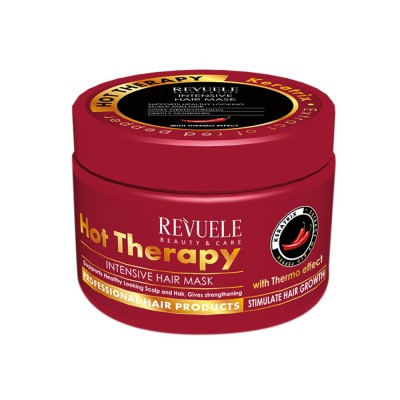 Revuele Hot Therapy Hair Mask 500 ml