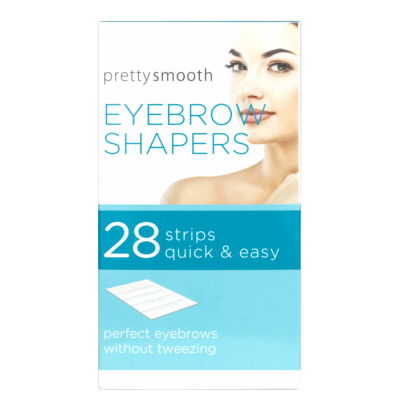 Pretty Smooth Eyebrow Shapers 28 st
