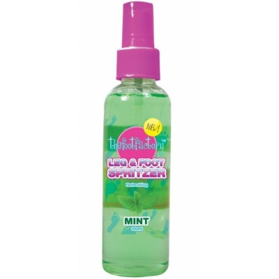 The Foot Factory Leg & Foot Spritzer Mint 100 ml