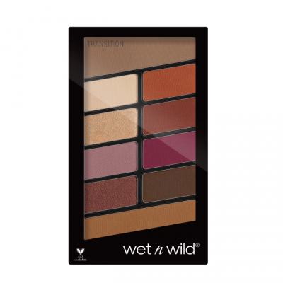 Wet 'n Wild Color Icon Eyeshadow 10 Pan Palette Rosé In The Air 1 stk