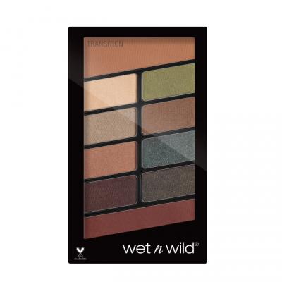 Wet 'n Wild Color Icon Eyeshadow 10 Pan Palette Comfort Zone 1 stk