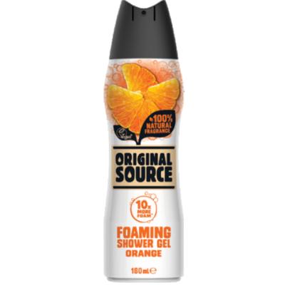 Original Source Foaming Shower Gel Orange 180 ml
