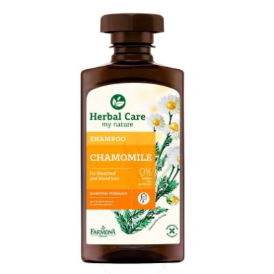 Herbal Care Chamomile Shampoo 330 ml