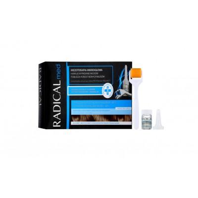 Radical Hair Growth Stimulating Microneedle Mesotherapy 12 x 3 ml + 1 kpl