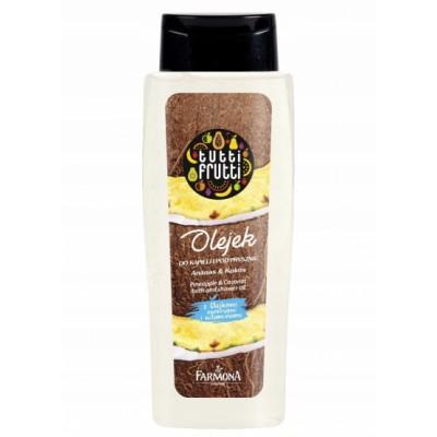 Tutti Frutti Pineapple & Coconut Shower Gel 100 ml