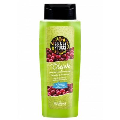 Tutti Frutti Pear & Cranberry Bath & Shower Oil 100 ml