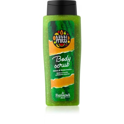 Tutti Frutti Melon & Watermelon Body Scrub 100 ml