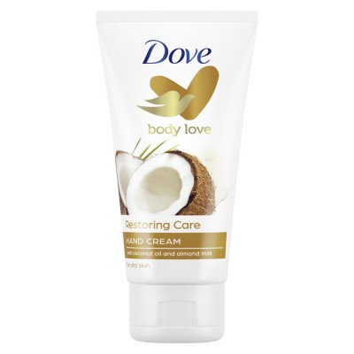 Dove Coconut Hand Cream 75 ml