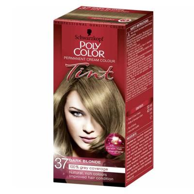 Schwarzkopf Poly Color 37 Dark Blonde 1 st