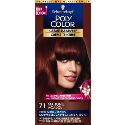 Schwarzkopf Poly Color 71 Mahogany 1 kpl