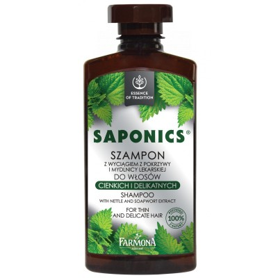 Farmona Saponics Shampoo Thin Hair 300 ml