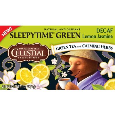 Celestial Sleepytime Sitruuna & Jasmiini 20 kpl