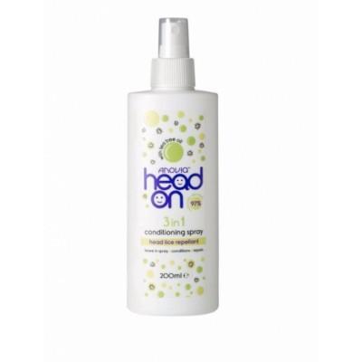 Anovia Head On 3in1 Anti-Hoofdluis Conditioning Spray 200 ml