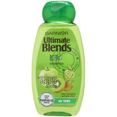 Garnier Kids Apple & Kiwi Shampoo 250 ml