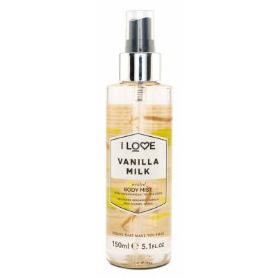 I Love Cosmetics Vanilla Milk Body Mist 150 ml
