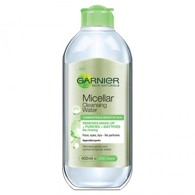 Garnier Micellar Cleansing Water Combination Skin 400 ml