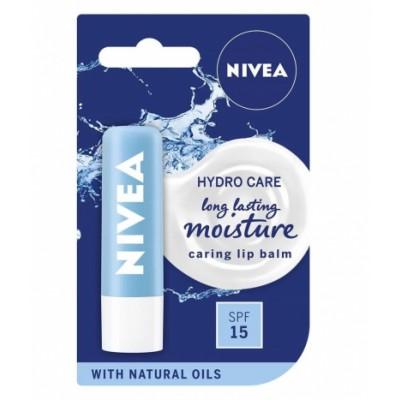 Nivea Hydro Care Lip Pomade SPF15 4,8 g