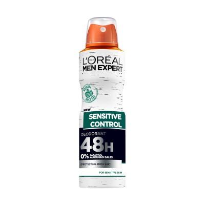 L'Oreal Men Expert Sensitive Control Deospray 250 ml