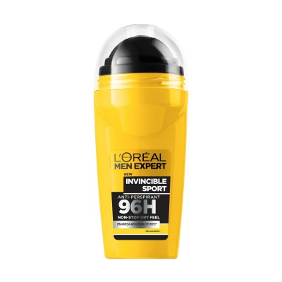 L'Oreal Men Expert Invincible Sport Deo Roll On 50 ml