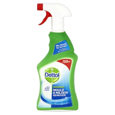 Dettol Anti-Bacterial Mould & Mildew Remover 750 ml