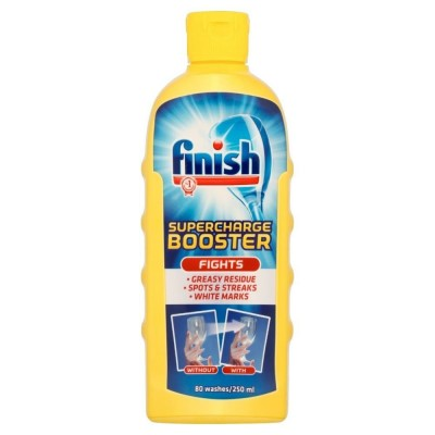 Finish Supercharge Booster 250 ml