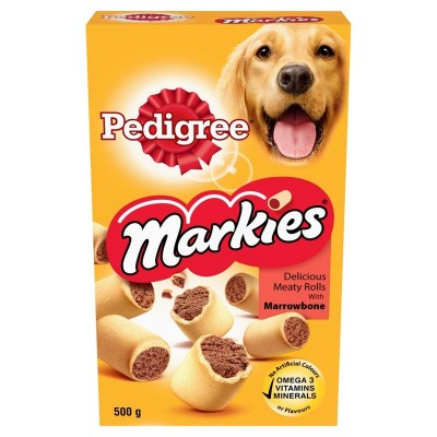Pedigree Markies Original Dog Treats 500 g