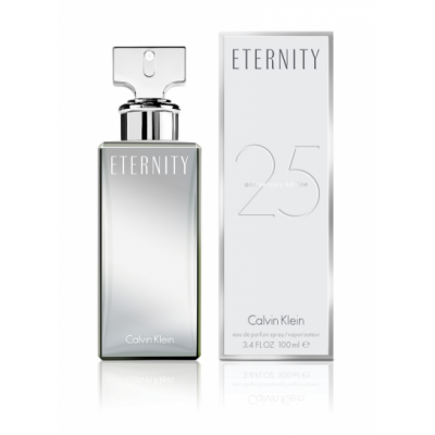 Image of   Calvin Klein Eternity 25th Anniversary Edition EDP 100 ml