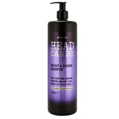 Anovia Head Candy Bright & Blonde Shampoo 750 ml