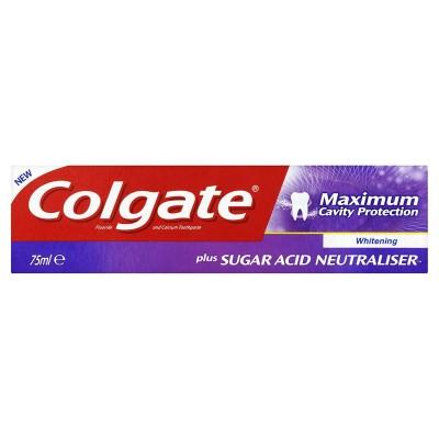 Colgate Maximum Cavity Protection Whitening 75 ml