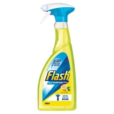Flash Yleispuhdistussuihke Sitruuna 469 ml