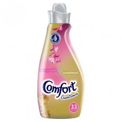 Comfort Honeysuckle & Sandalwood Fabric Conditioner 1165 ml