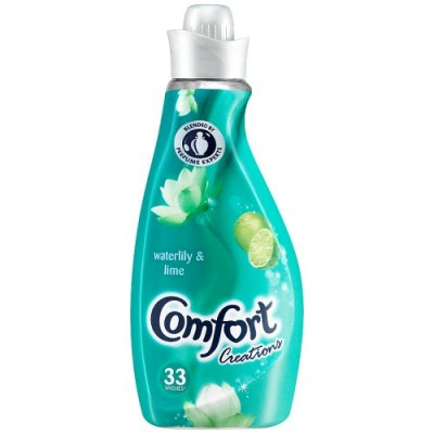 Comfort Water Lily & Lime Fabric Conditioner 1165 ml