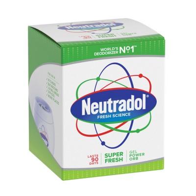 Neutradol Gel Power Orb Super Fresh 135 ml