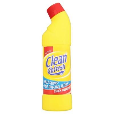Clean n Fresh Valkaisuaine Sitruuna 750 ml