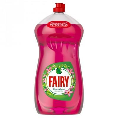Fairy Clean & Fresh Pink Jasmine Dishwashing Liquid 520 ml