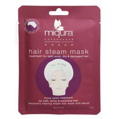 Miqura Hair Steam Mask 1 stk