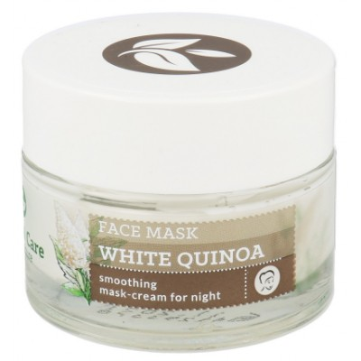 Herbal Care White Quinoa Smoothing Face Mask 50 ml