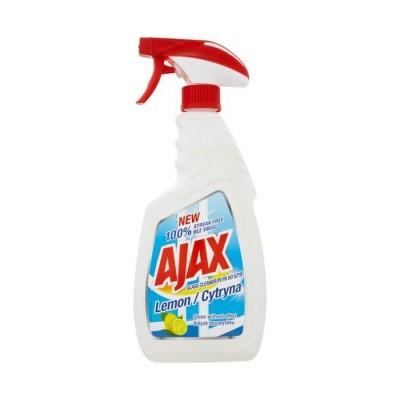 Ajax Lemon Glass Cleaner Spray 500 ml