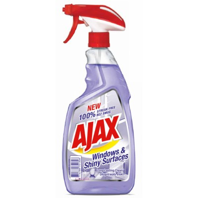 Ajax Windows & Shiny Surfaces Spray 500 ml