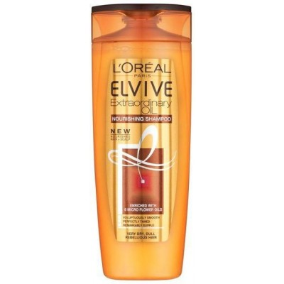 L'Oreal Elvive Extraordinary Oil Shampoo 400 ml