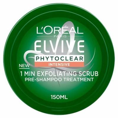L'Oreal Elvive Phytoclear Pre-Shampoo Treatment 150 ml