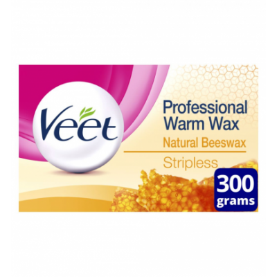 Veet Professional Warm Stripless Wax 300 g