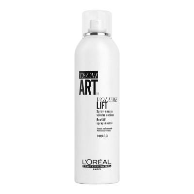 L'Oreal Tecni Art Volume Lift Spray-Mousse 250 ml