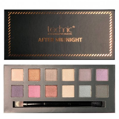 Technic Eyeshadow Palette After Midnight 1 pcs